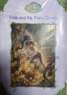 Disney Fairies: Vidia and the Fairy Crown