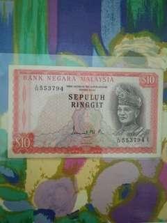 MALAYSIA RM10 2nd Series