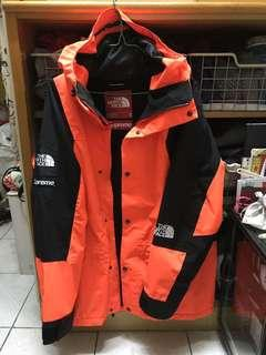 The North Face x Supreme Mount Light Jacket