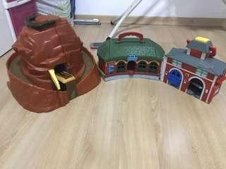 Thomas and friends Play sets