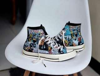 CONVERSE ALL STAR HIGHT 70S BATMAN