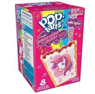 Pop-Tarts Unicorn Sparkle-Licious Cherry