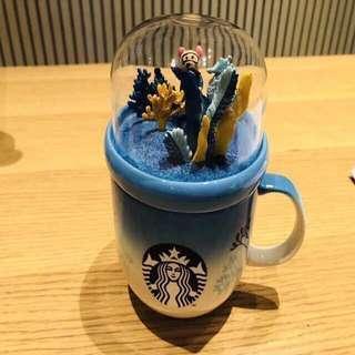 Starbucks Under Water Mug (14oz)