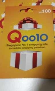 🚚 12.12 Qoo10 Gift Cards