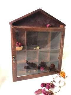 🚚 老市集購入木櫃