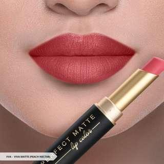 VIVA COSMETICS Perfect Matte Lip Color shade 701 peach nectar (95%) : 10k