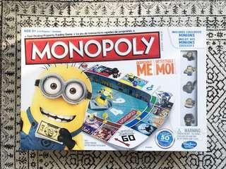 MONOPOLY MINION EDITION
