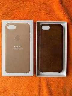 APPLE Iphone 7 8 Leather Case