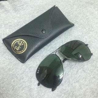 Ray Ban Sunglasses / BR3026 Aviator Large Metal