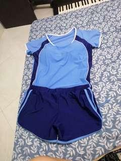 Brand new Swimming costume 2 pcs set