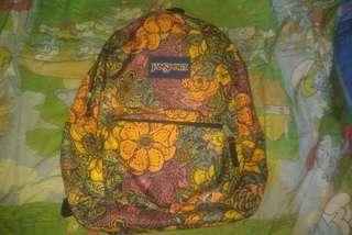 Backpack Jansport Motif Flower
