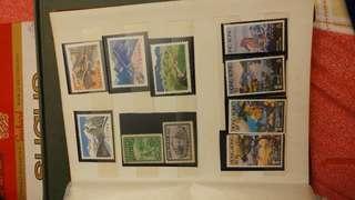 香港郵票,真貨 I