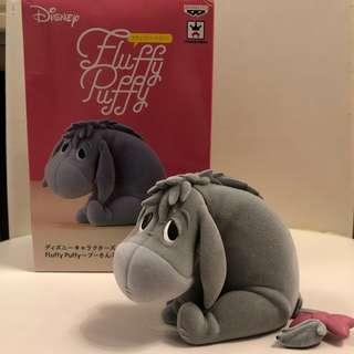 Disney FLUFFY PUFFY EEYORE迪士尼 小熊維尼 小盧咿唷  景品 玩具 擺設