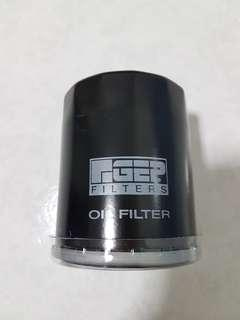 Oil filter for hyundai