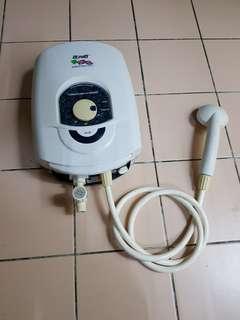 Alpha water heater