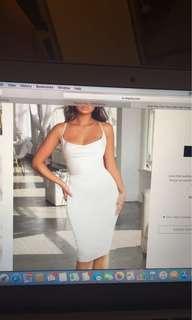 IH POLLY skintight dress