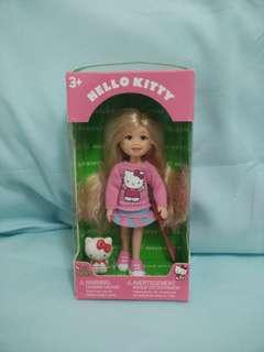 """Ty Li'l Ones Hello Kitty 4"""" Doll 2010 (NEVER BEEN OPENED!)"""
