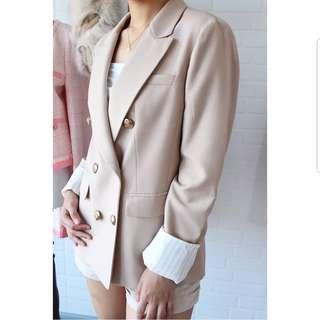 Balmain Inspired Blazer/ Coat