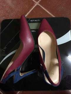 🎄Sale🎄Zalora Red Heels (used once)