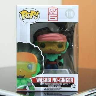 Funko POP! Big Hero 6 Wasabi