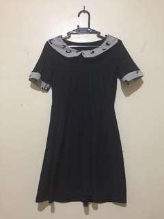 🎄Sale🎄Black Skater Dress