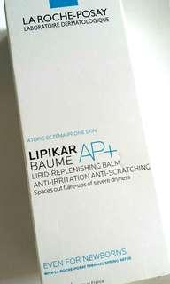 Lipikar AP+ lipid replenishing balm
