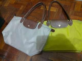 Longchamp bag (Lot of 2)