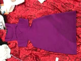 """Repriced!! """"Foreign Exchange"""" cutout peekaboo dress"""