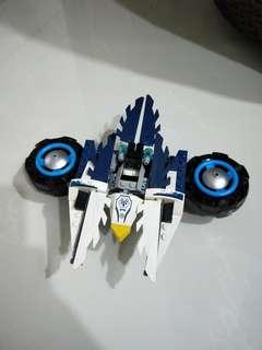 Lego chima eagle motorbike