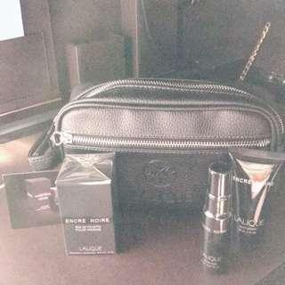 Lalique SIA SQ First class toiletry Guy