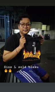 Testi by COD T-shirt Thrasher ORIGINAL