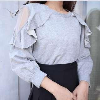 Korean long sleeves