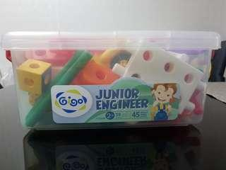 Junior Engineer complete set in a box.