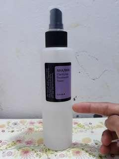 Preloved Cosrx AHA/BHA Clarifying Treatment Toner