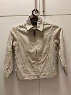 Polo by Ralph Lauren Khaki Jacket Boys