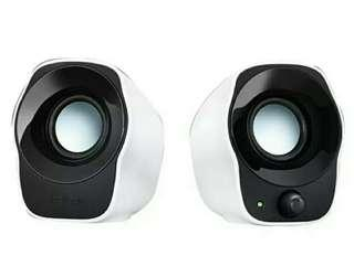 Logitech Z121 mini stereo spekear
