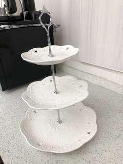 Cake stand tray cupcake stand