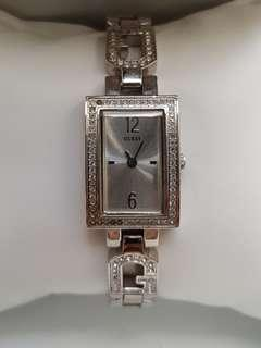 Guess Watch for Ladies with stainless steel bracelet
