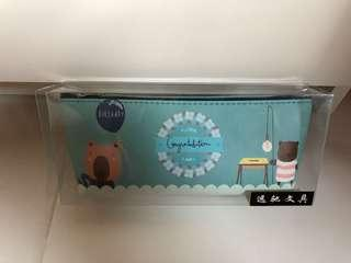 Brand new pencil case 2for$2