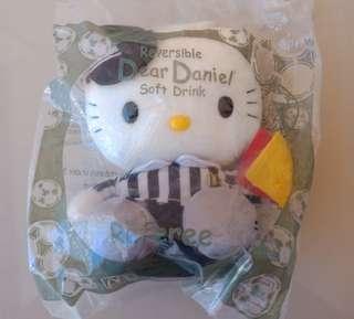 Hello Kitty Dear Daniel Referee Reversible Stuff Toy