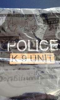 K9 Unit doggie t shirt.