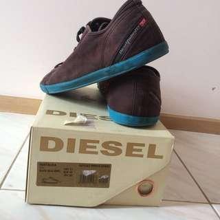 Diesel Nostalgia black/black jewel