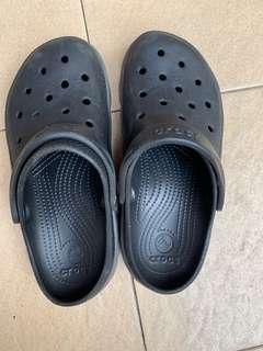 Crocs ori 100% size M7 W9