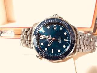LNIB Omega Seamaster Diver 300m Co-Axial 41mm