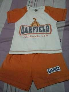 Garfield clothes