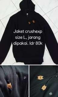 Jaket CrushExp size L