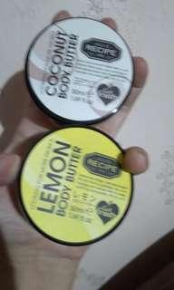 Body Cream RECIPE #includeongkir
