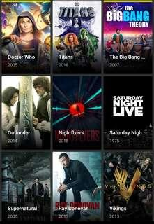 Top 90 Trending TV Shows, Series