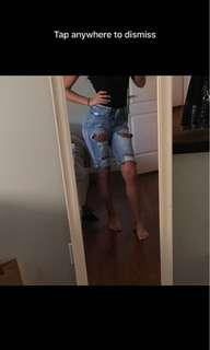 Ripped jeans BNWT