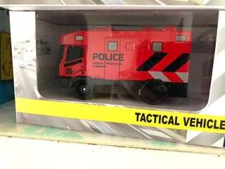 Police Tactical Vehicle To Exchange for Rest of Other Police Car